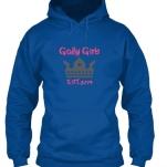 G-Girls Hoodie Blue