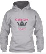 G-Girls Hoodie Grey
