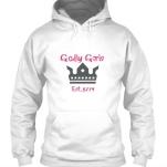 G-Girls Hoodie White